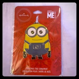 Hallmark Despicable Me Minions Holiday Ornament
